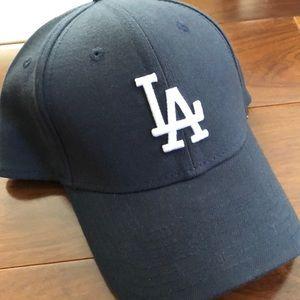 LA Dodgers Fitted Cap